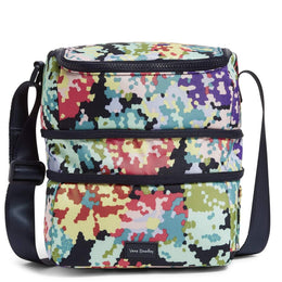 ReActive Expandable Lunch Cooler Happy Blooms