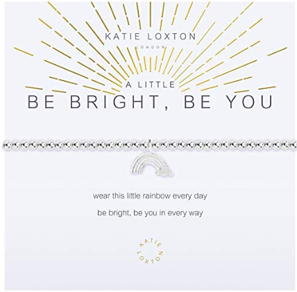 A Little Be Bright, Be You Bangle Bracelet