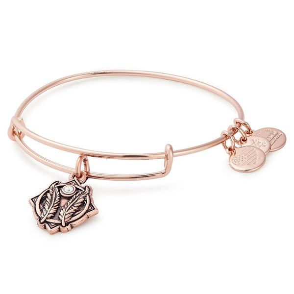 Alex And Ani Godspeed Ii Rose Gold