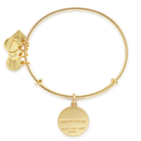 Bright Future Charm Bangle Gold