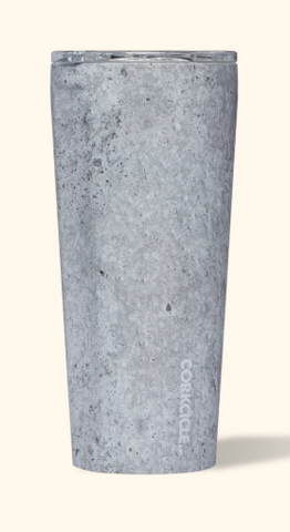 CORKCICLE TUMBLER  - 24OZ CONCRETE