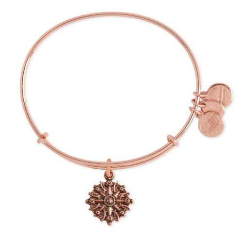 alex and ani rose gold bracelet