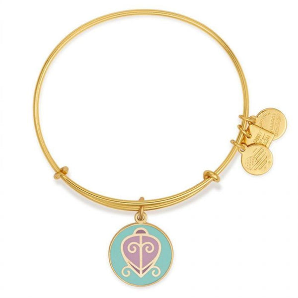 Charity By Design The Way Home Gold Bracelet