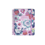 12 Month Large Updated Planner Rosy Garden Picnic