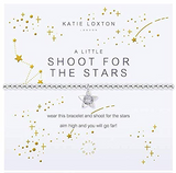 A Little Shoot For The Stars Bangle Bracelet