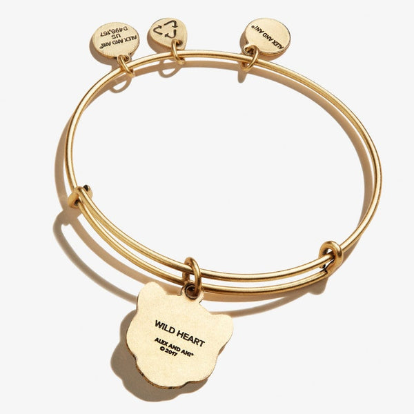 Wild Heart Bangle Bracelet Rafaelian Gold
