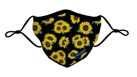 Sunflower Youth Face Mask