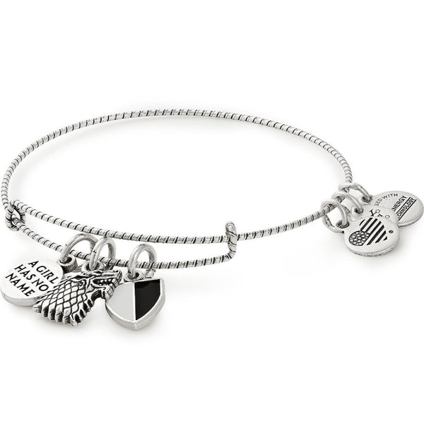 ALEX & ANI GAME OF THRONES ARYA STARK BRACELET