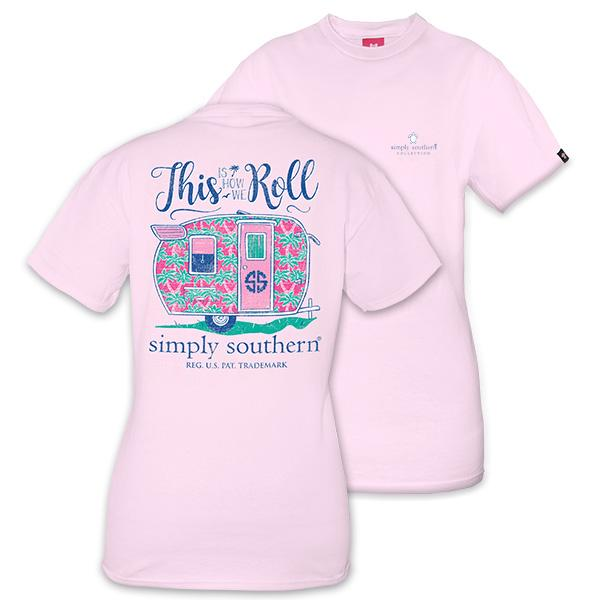 Preppy This Is How We Roll Tee