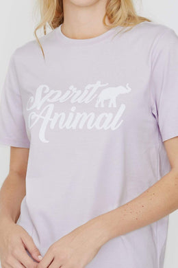 Short Sleeve Spirit Animal