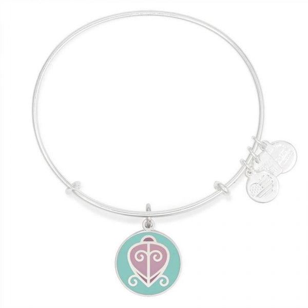 ALEX & ANI CHARITY BY DESIGN THE WAY HOME SILVER BRACELET