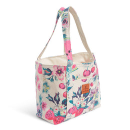 New Hope Girls Tote Bag Rosy Garden Picnic