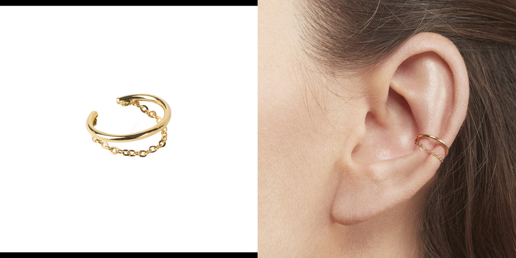 Bague d'oreille Georges April Please