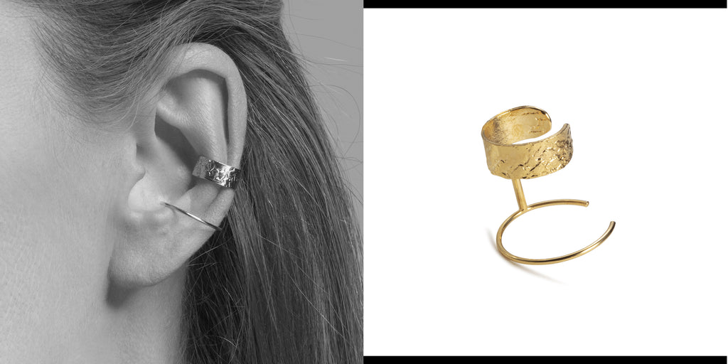Bague d'oreille Martin April Please