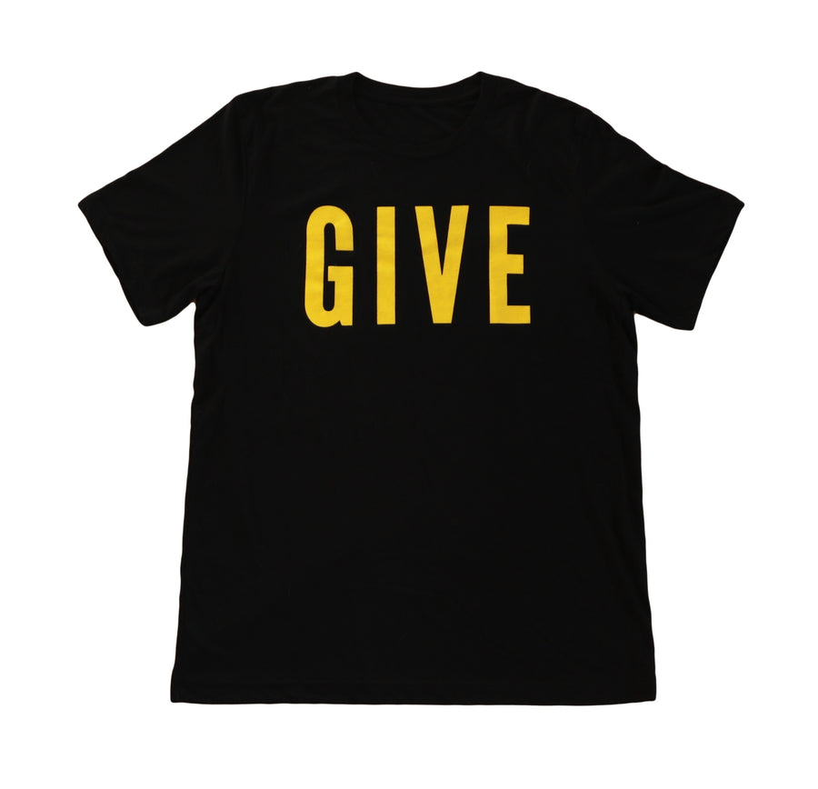 GIVE T SHIRT