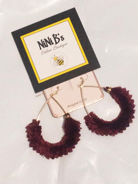 RING AROUND THE WINE HOOPS