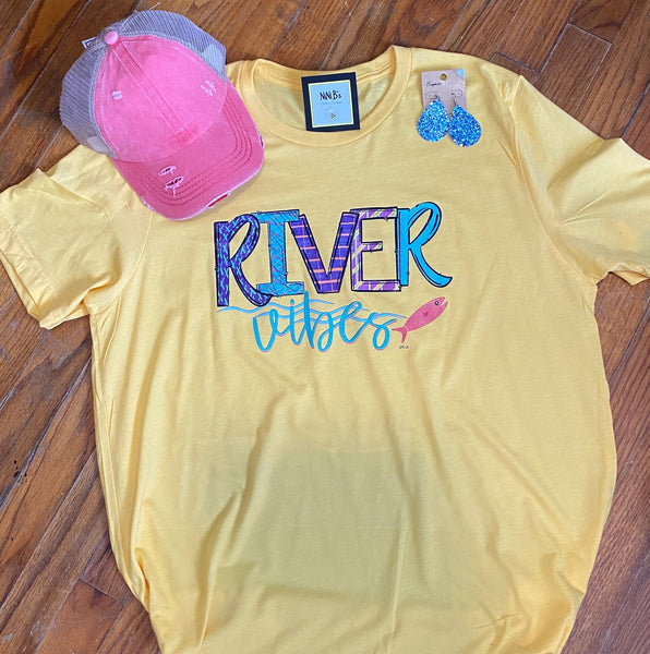 RIVER VIBES T SHIRT