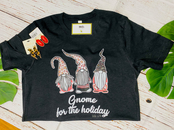 GNOME FOR THE HOLIDAYS T SHIRT