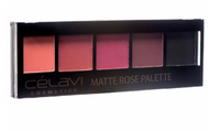 5 COLOR MATTE ROSE PALETTE