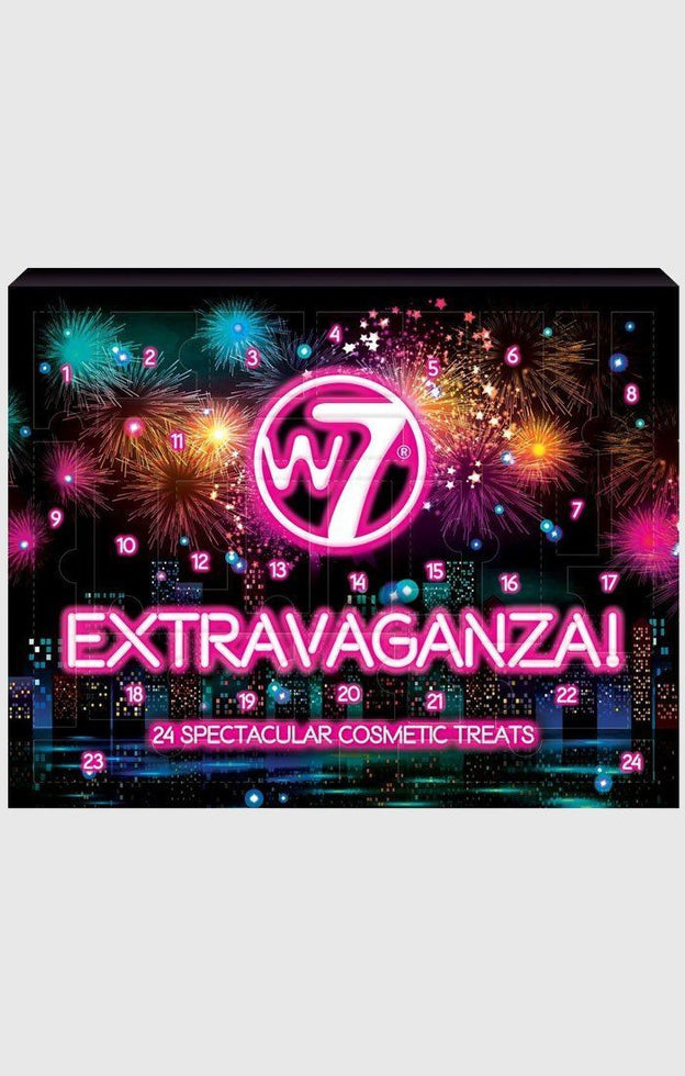 W7 Extravaganza - 2018 Advent Calendar