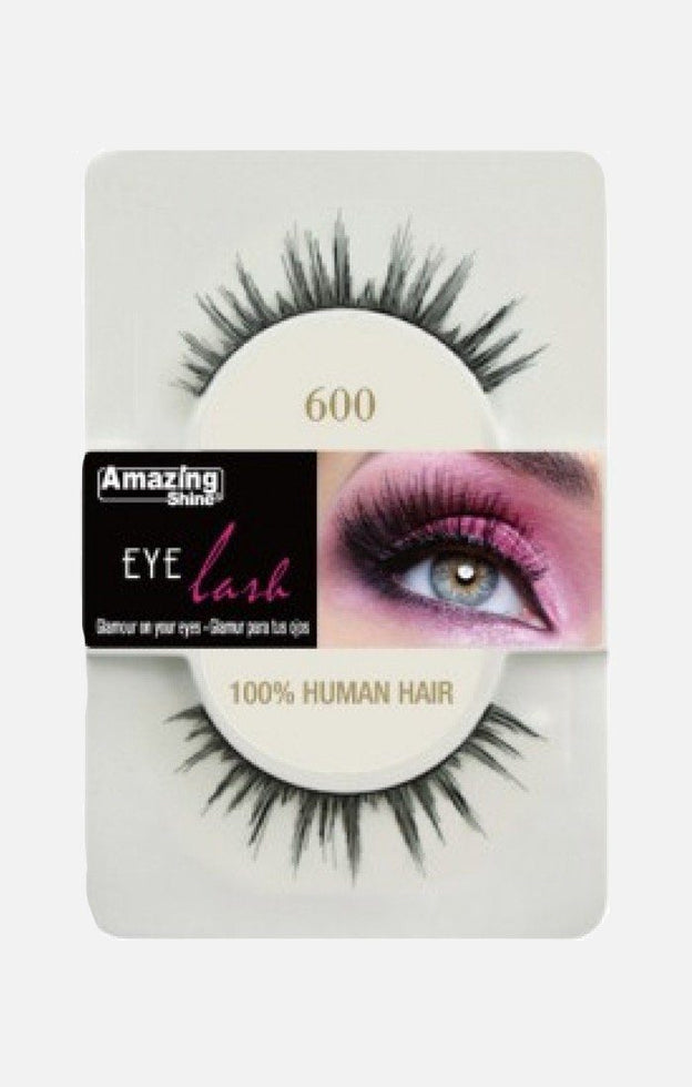 100% Human Hair lashes 600
