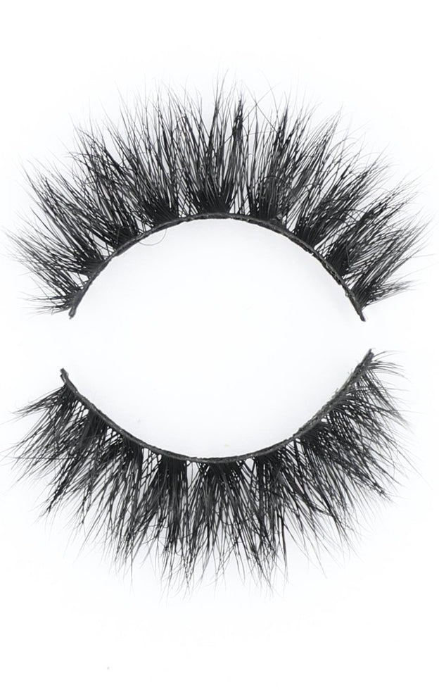 3D Mink Strip Lashes #Monaco