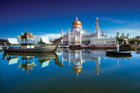 7-days couple trip to Brunei