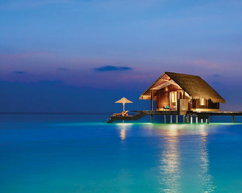 7 days in Maldives