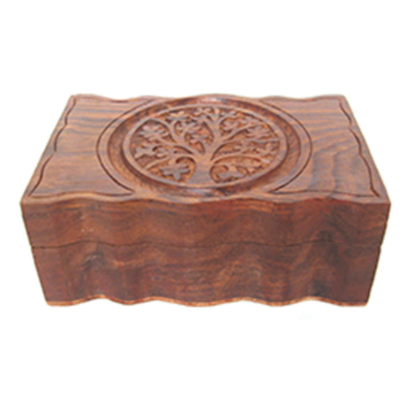 Wavy Tree of Life Box