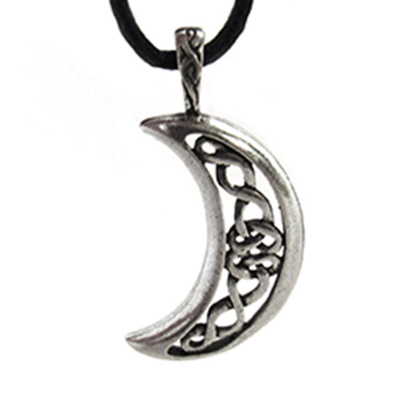 Celtic Moon Amulet