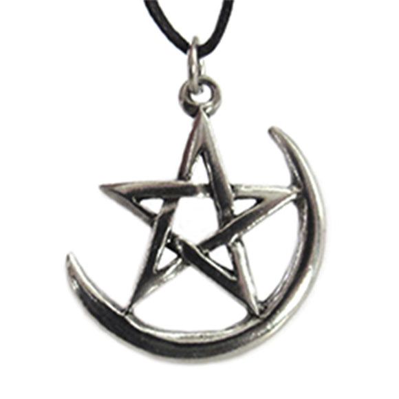 Evening Star Pentagram Pendant