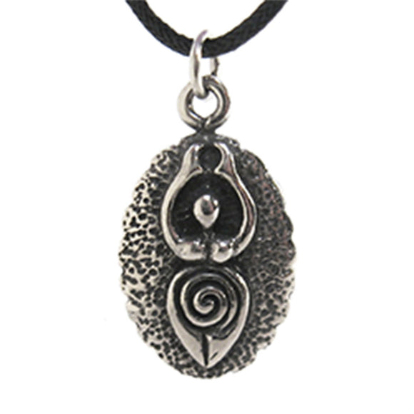 Goddess of Earth Pendant