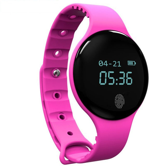 Sport Fitness Unisex Smart Watch For IOS Android