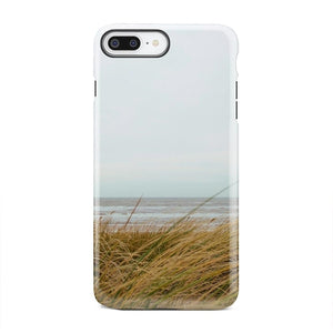 Beach Landscape Nature Sand Horizon iPhone X Case