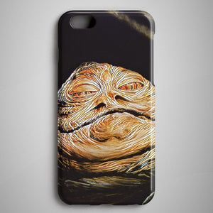 Jabba The Hutt iPhone X Case Star Wars Samsung