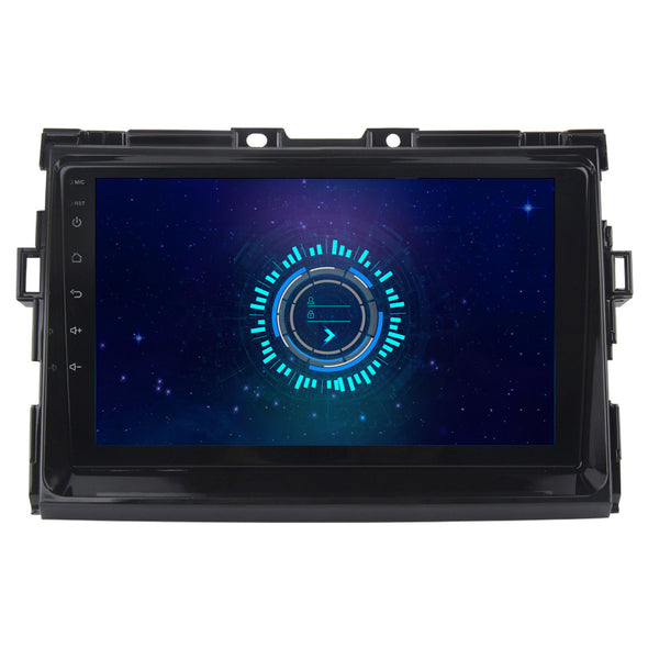 "SYGAV 9"" Android car stereo radio for Toyota 2006-2012 Previa Estima / wireless CarPlay WiFi Bluetooth"