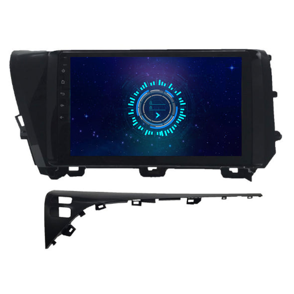 "SYGAV 10.2"" Android car stereo radio for 2018 Toyota Camry / wireless CarPlay WiFi Bluetooth"