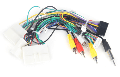 SYGAV Car Stereo Wire Harness Canbus Adapter for Nissan X-trail Qashaqai on nissan radio harness, nissan wire connectors, auto stereo harness, nissan fuse, nissan frontier trailer wiring diagram, nissan bose stereo system wiring, nissan speedometer, nissan antenna adapter, nissan murano stereo replacement, nissan battery harness,