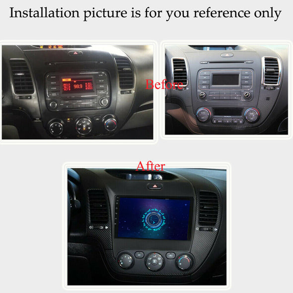 SYGAV Android 10.0 Car Stereo for Car Stereo for 2012-2016 Kia K3 Forte Radio GPS Navigation Head Unit