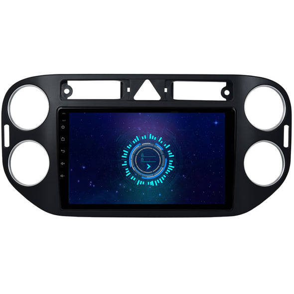 SYGAV Android 10 Car Stereo for 2010-2016 Volkswagen Tiguan GPS Head unit with CarPlay