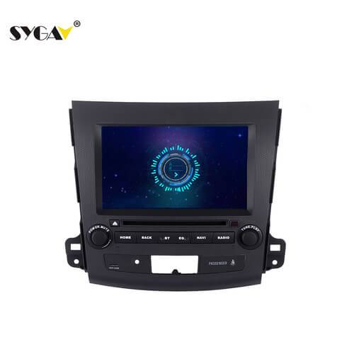 car stereo for mitsubishi outlander