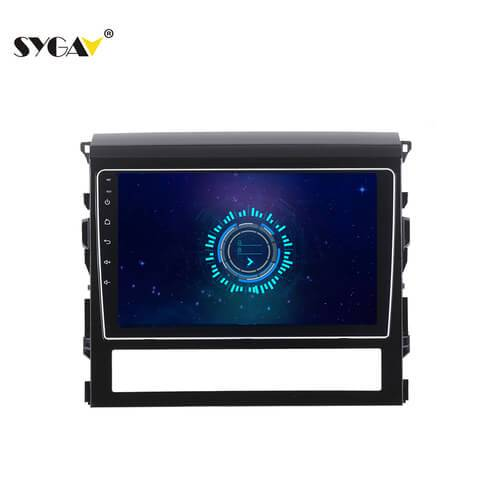 car stereo for Toyota Land Cruiser