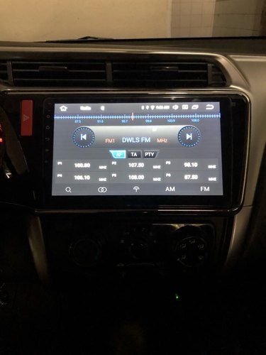 car stereo installation for honda city