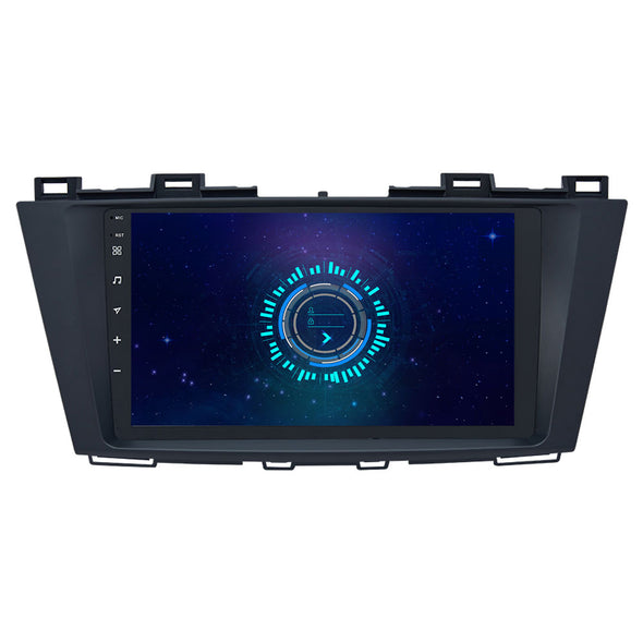 SYGAV Android 10 Car Stereo Radio for 2008-2013 Mazda 5 with CarPlay integrated