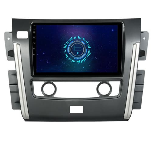 Car Stereo for Nissan Patrol 2018