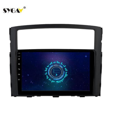 car stereo for Mitsubishi Pajero V97 V93