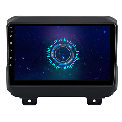 SYGAV Android 10.0 Car Head Unit for Jeep Wrangler JL 2018 Radio with CarPlay