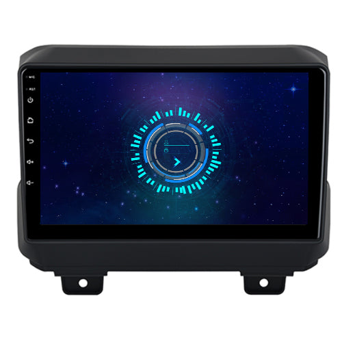 SYGAV Android 9.0 Car Head Unit for Jeep Wrangler JL 2018 Radio