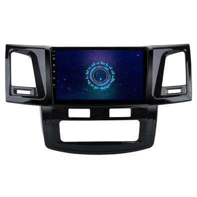 Car stereo for toyota fortuner ac
