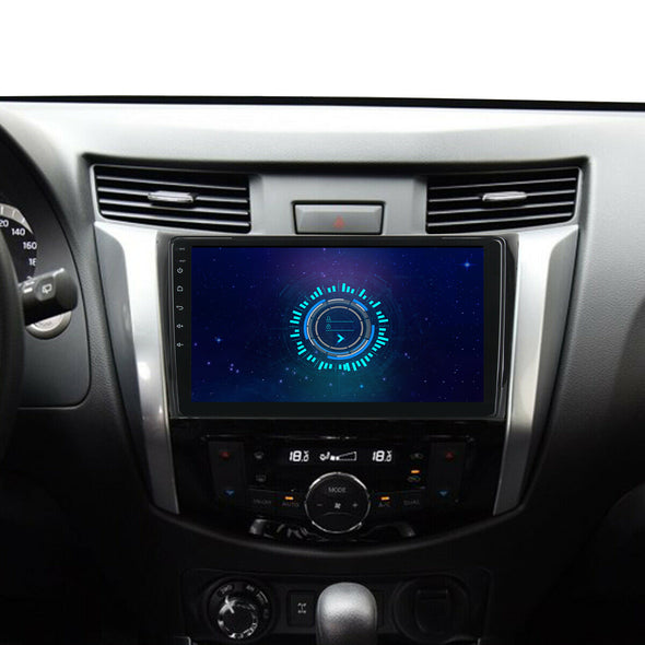 Car Stereo for Nissan Navara console